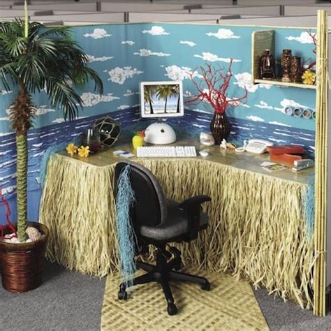 cubicle decoration themes for competition 166 best cubicle office decorating contest