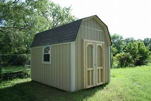 Backyard barns wood storage sheds san antonio texas for Backyard barns san antonio tx