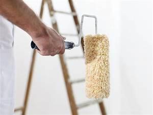 Decke Mit Rollputz Streichen : w nde streichen tipps f r ein gelungenes farbergebnis ~ Michelbontemps.com Haus und Dekorationen