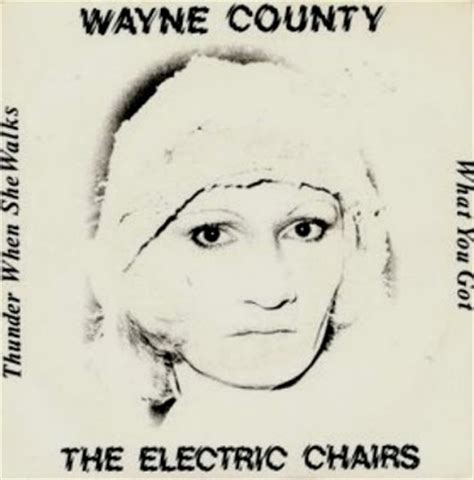 the post punk progressive pop party wayne county the