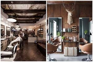 7 idees de decoration pour un salon de coiffure With decoration salon de the