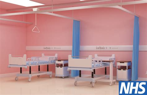 Cubicle Curtain Track Uk by Cubicle Curtain Tracks Hospital Direct Fabrics