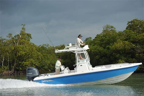 Everglades Boats Pictures by 2017 New Everglades Boats 243cc Center Console Fishing