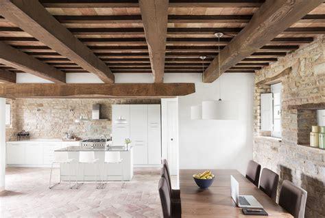 toscana home interiors il restauro conservativo di una villa di cagna