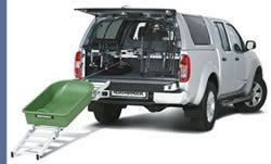 Mitsubishi L200 Multiramp  Four In One Product