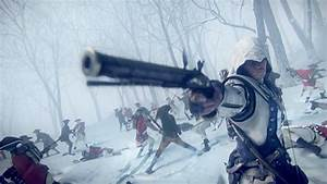 Check Out Ubisoft's Epic Assassin's Creed III Cinematic TV ...