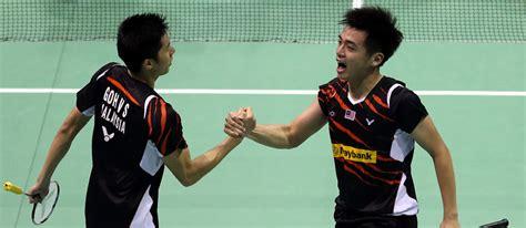 ganda putra malaysia nomor satu dunia waspadai persaingan