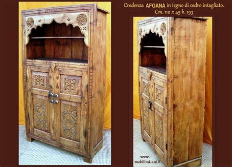 mobili etnici prato foto credenza alta origine afghanistan di mobili etnici