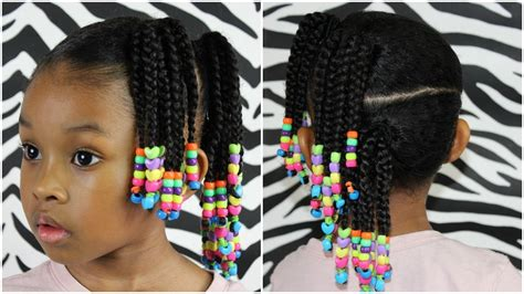 Cute Easy Hairstyle For Little