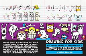 drawing lessons for preschoolers archives how to draw With turn letters into a book