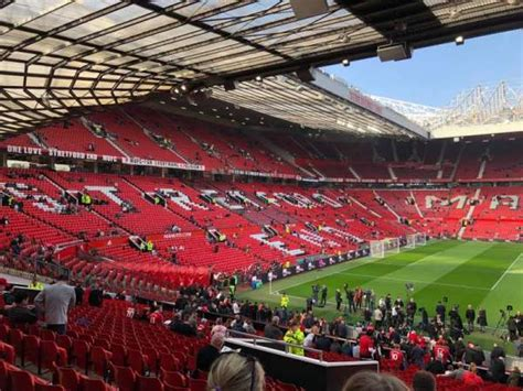 trafford home  manchester united