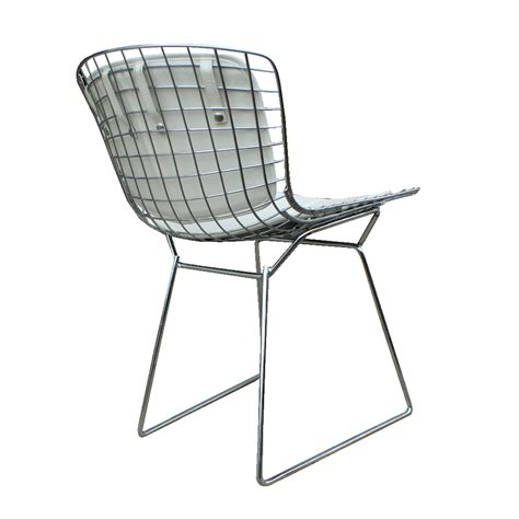 1 knoll harry bertoia side chair back seat cushions ebay