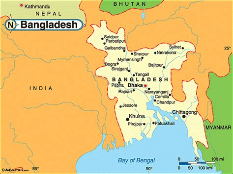Where Is Bangladesh? What Is It Like?