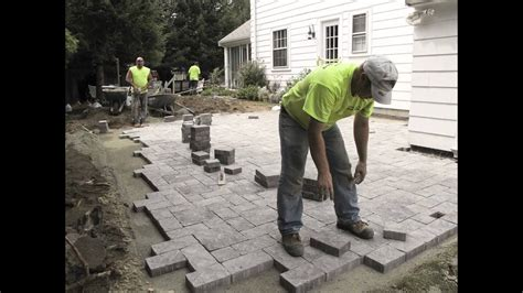 elements  style eos quikrete patio project youtube