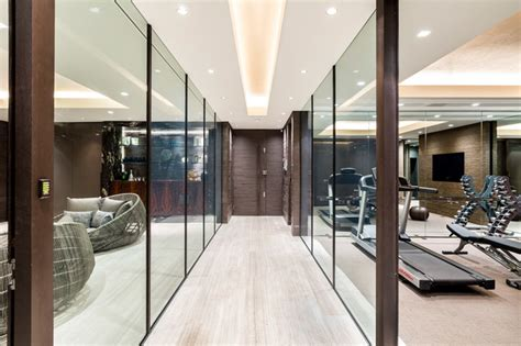 Fitnessraum Zu Hause Luxus by Luxury House Hstead Modern Home By