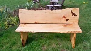 fabriquer un banc de jardin meilleures images d With fabriquer un banc de jardin en bois