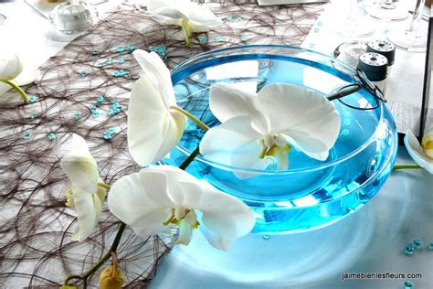 deco table turquoise chocolat 17 best images about fleurs on mariage and composition