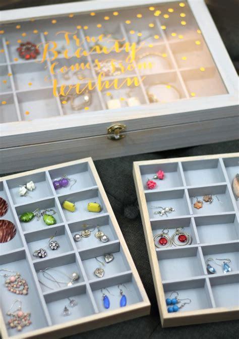 diy personalized jewelry storage box thecraftpatchblogcom