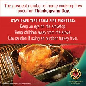 Giving Thanks, While Being Safe - Thorndale Fire Company