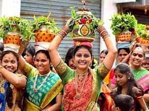 Telangana Festivals - Telangana State info
