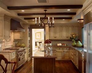 painting kitchen cabinets beige quicuacom With kitchen colors with white cabinets with mediterranean metal wall art