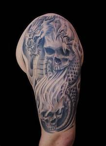 Frank Sanchez : Traditional Asian : Tattoos : Page 1