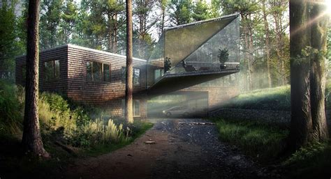 House In The Forest by Best Of Week 01 2015 Forest House By Matus Nedecky