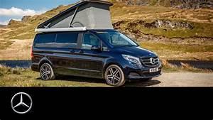 Marco Polo Mercedes : mercedes benz marco polo a luxurious camper van youtube ~ Melissatoandfro.com Idées de Décoration