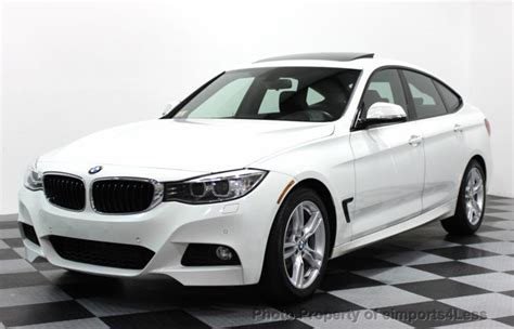 2014 Used Bmw 3 Series Gran Turismo Certified 328i Gt