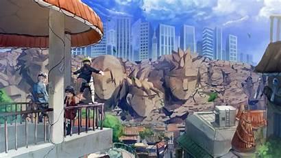 Konoha Pinsdaddy Naruto Background Wallpapers Hipwallpaper