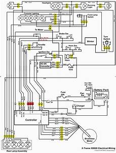 Gio Electric Scooter Wiring Diagram