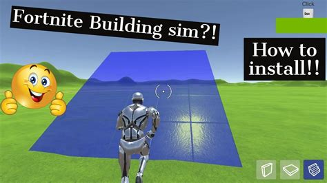 fortnite building simulator how to install new fortnite building simulator just build