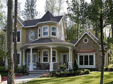 Country Victorian House Plans With Porches Victorian Ranch