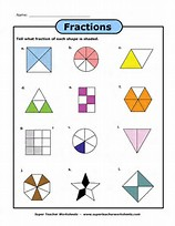 HD wallpapers super teacher worksheets equivalent fractions ...