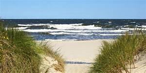 Ein, r gen Ferienhaus am Strand