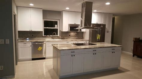 white shaker angels pro cabinetry