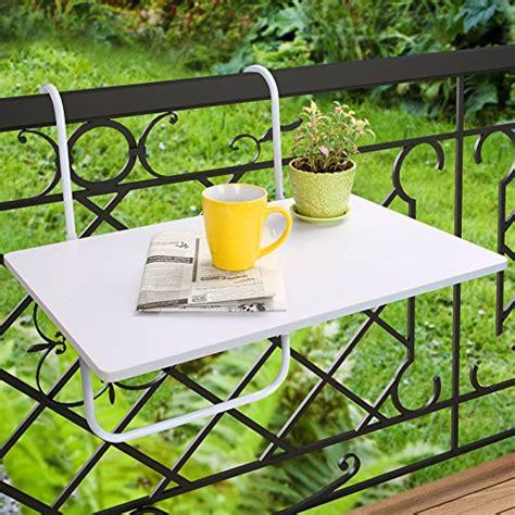 altezza ringhiera balcone tavolino appendibile da balcone e terrazzo tavolino