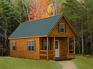 Small amish built log cabins amish built cabins interior for Amish built cabins for sale