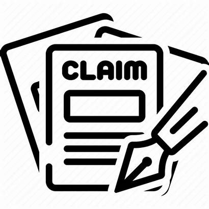 Claims Insurance Icon Money Claim Icons Requirement
