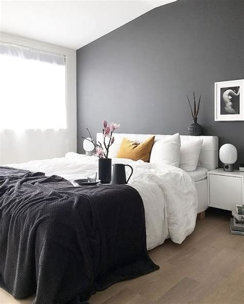 Gray And Black Bedroom by 17 Best Ideas About Gray Bedroom On Grey