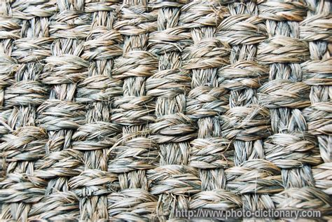 Definition Of Doormat by Abaca Mat Photo Picture Definition At Photo Dictionary