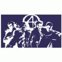 Fantastic Four | Brands of the World™ | Download vector ...