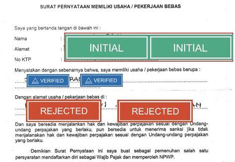Surat gugatan harta dalam perceraian. Dokumen Kelengkapan Permohonan NPWP - DokterPajak