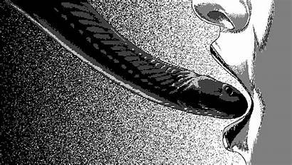 Horror Snake Bitmap Gifs Mattis Animation Pixel