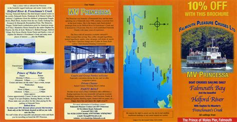 Cruise Ship Brochure | Fitbudha.com