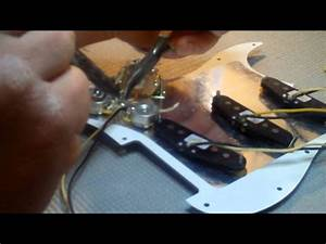 How To Wire A Stratocaster With Blender