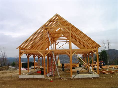 The Timber Frame Experience