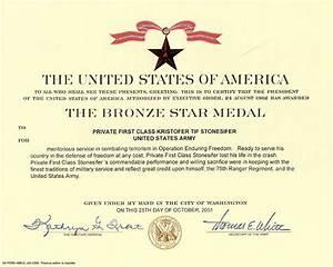dedication of 3rd battallion memorial ft benning feb 2002 With bronze star certificate template