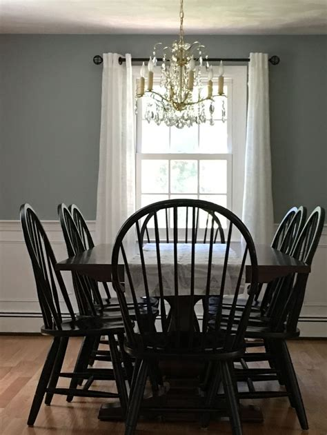 benjamin moore boothbay gray dining room paint colors