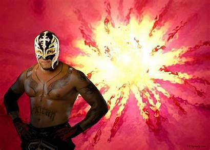Mysterio Rey Wwe Wallpapers Stars Wrestling Latest